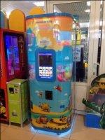 Торговый автомат Игрушки Магазин